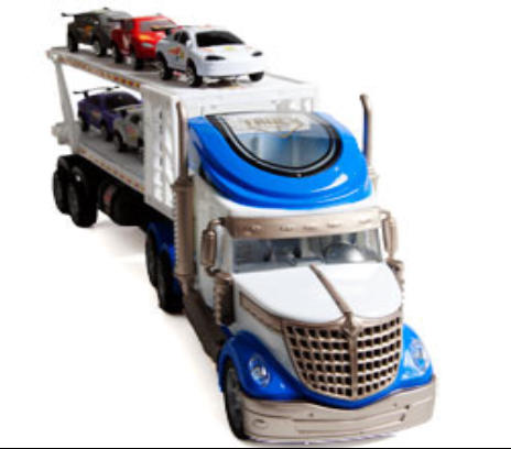 Longhauler-USA: Remote control trucks - Transportation trucking